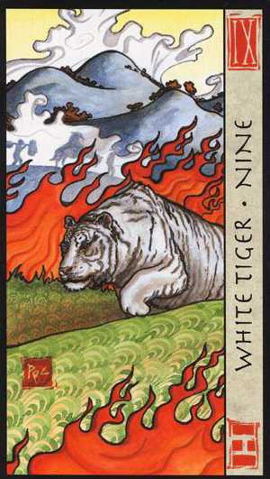 White Tiger Nine