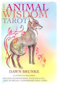 the animal wisdom tarot deck