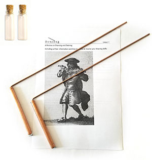 Connecting with Spirits Using Dowsing Rods ·