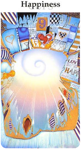 Tarot Card of the Week: Nine of Cups ·