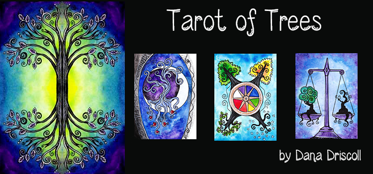 Tarot of Trees Banner